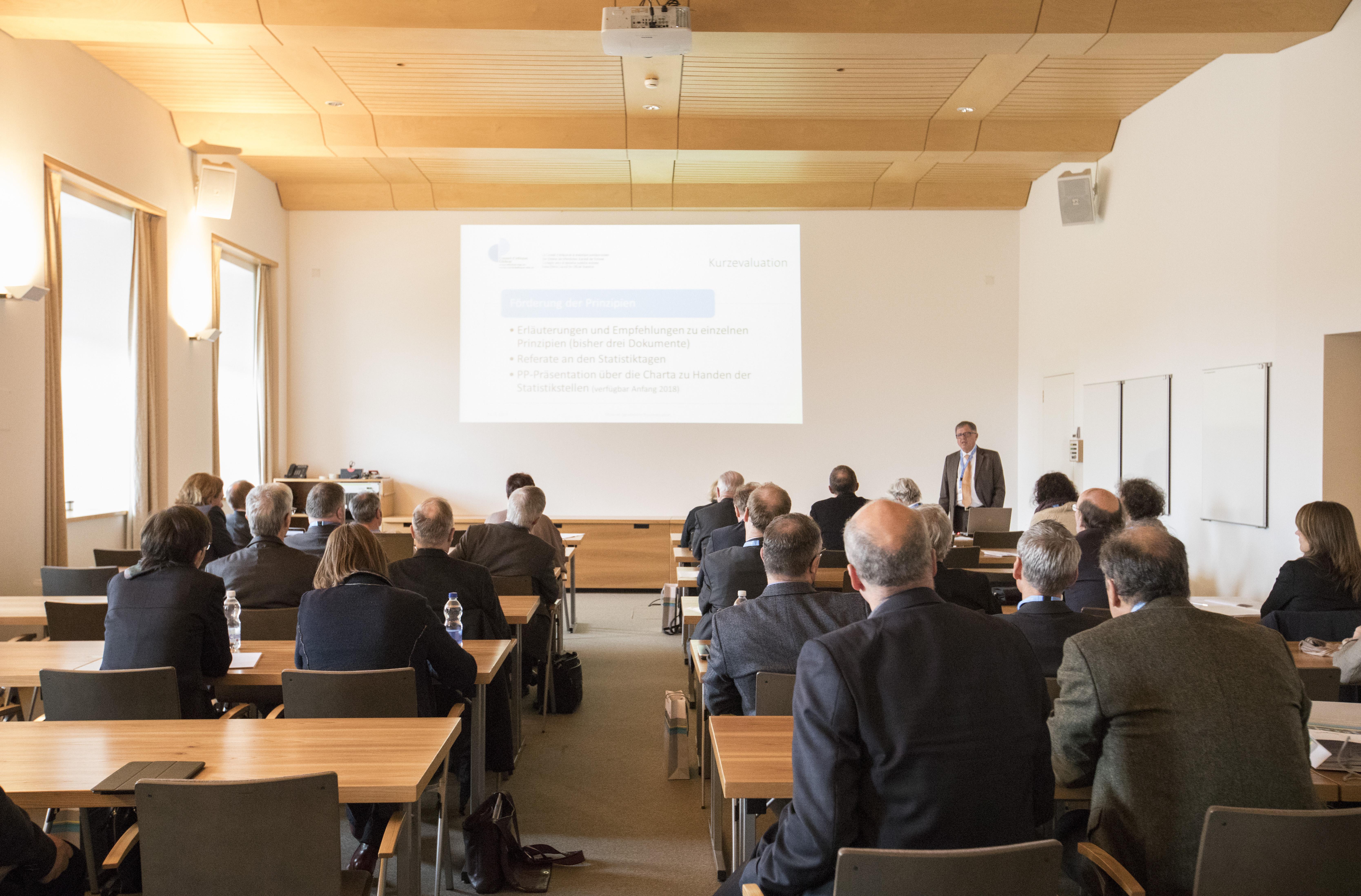 Schweizer Tage der öffentlichen Statistik 2017